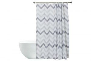AimJerry Chevron Shower Curtains Review