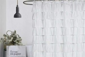 🥇🚿Best Shower Curtains of 2020: Complete Reviews with Comparisons