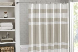Madison Park MP70-1483 Shower Curtain Review