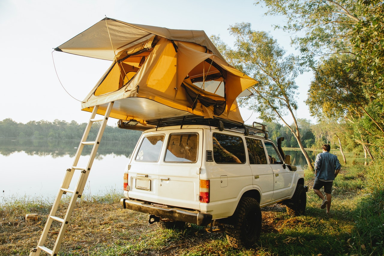 How To Maintain Your Roof Top Tent in Top Condition